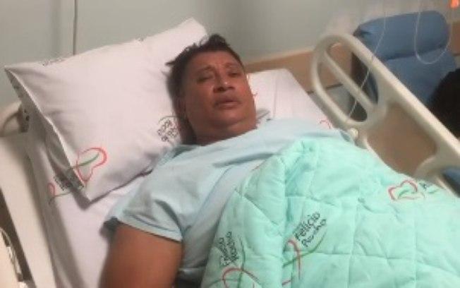 Humorista Pedro Manso sofre complicações após retirar rim em cirurgia
