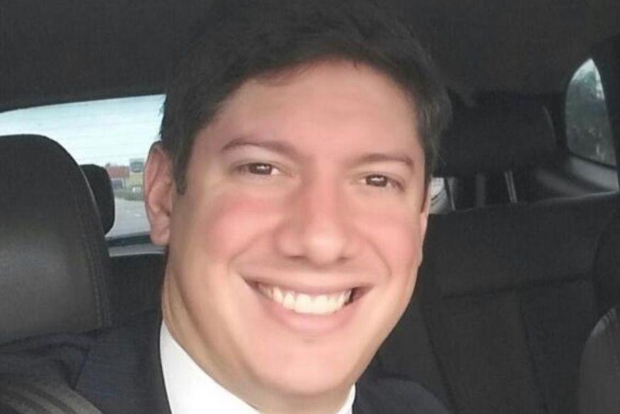 Ele já havia sido diretor do Auto Esporte, e candidato a presidente da Federação Paraibana de Futebol (FPF) nas eleições de 2018. (Foto: Reprodução)