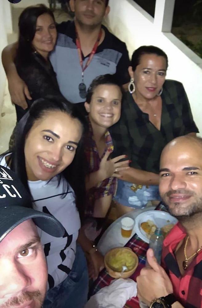 Em Sobrado, pau que bate em Chico não bate em Francisco: Vice faz festa de São João mas grupo de vereadores que levou lenha no lombo